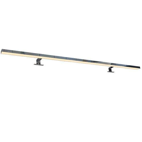 bellanti slim spiegel en spiegelkastverlichting led 120cm chroom zonder led driver 4100k bl10120cy