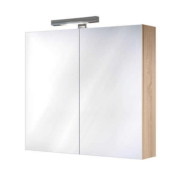 Q1Sanitair.nl Badkamer - spiegelkasten