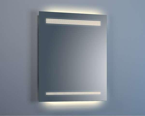 Bellanti sonia spiegel 60x75cm met geïntegreerde led verlichting