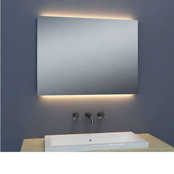 bellanti luna spiegel 100x75cm met boven en onder indirecte led