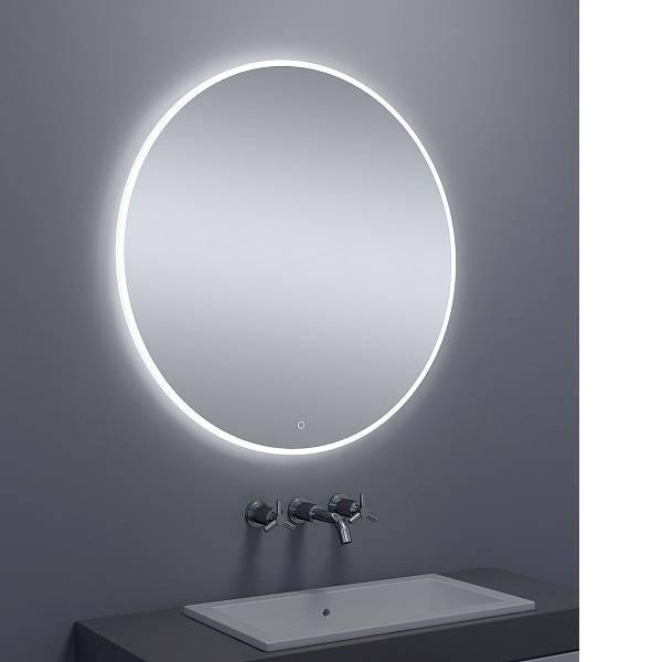 Zeer Bellanti Giro ronde spiegel 100cm met LED verlichting aanpasbare IV95